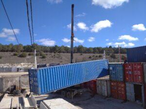 Моркой контейнер 40 фут купить в Крыму