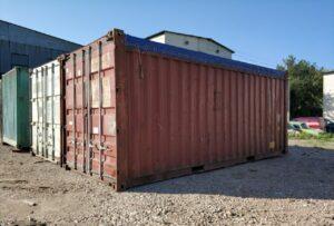 Купить open-top контейнер